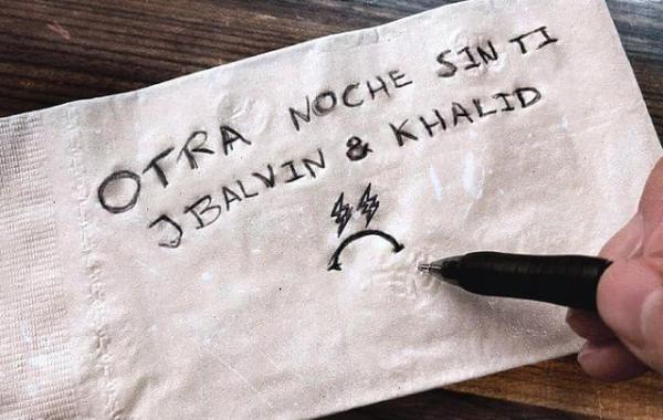 J Balvin & Khalid - Otra Noche Sin Ti Lyrics