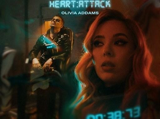 Akcent & Olivia Addams – Heart Attack Lyrics
