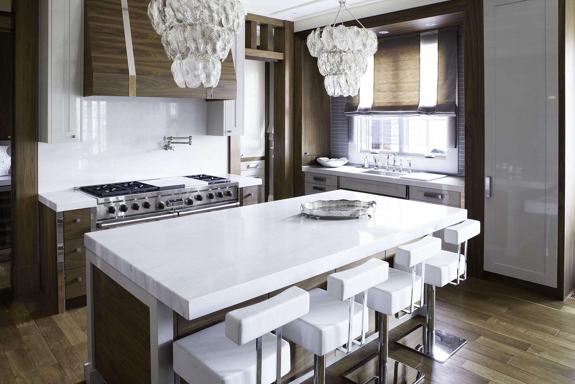 countertops kitchen white stools granite marble toronto cm quartz crown
