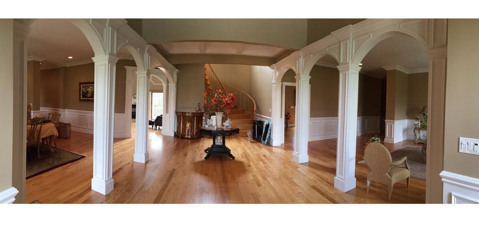 Arches  Custom Interior Arches  Crown Molding NJ LLC