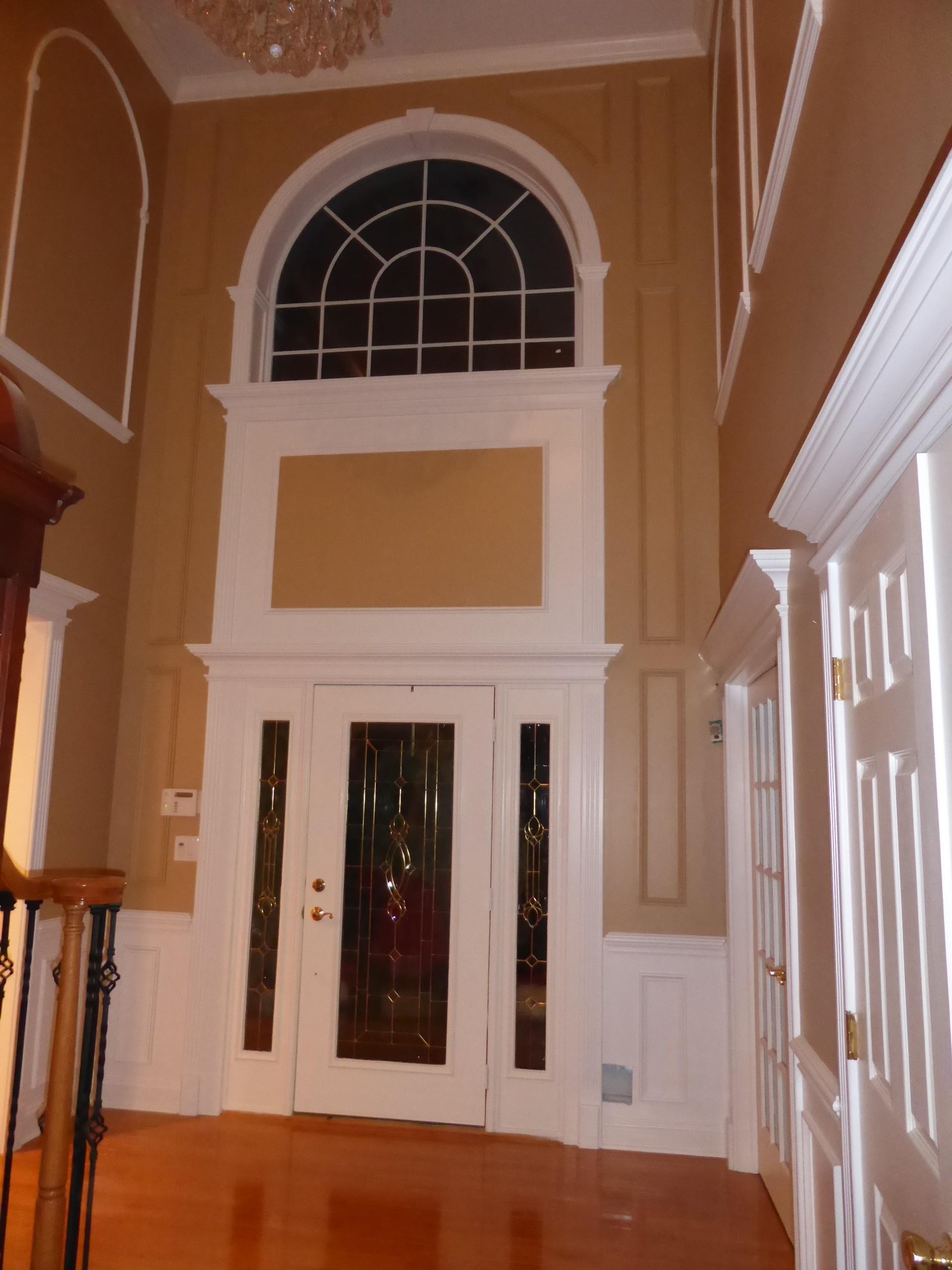 Door Casing  Door  Window Casing  Open Doorway Trim
