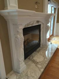 Mantels - Fireplace Mantels Crown Molding NJ Original ...