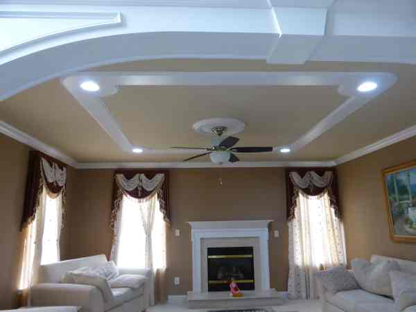 Crown Molding Ceiling Designs