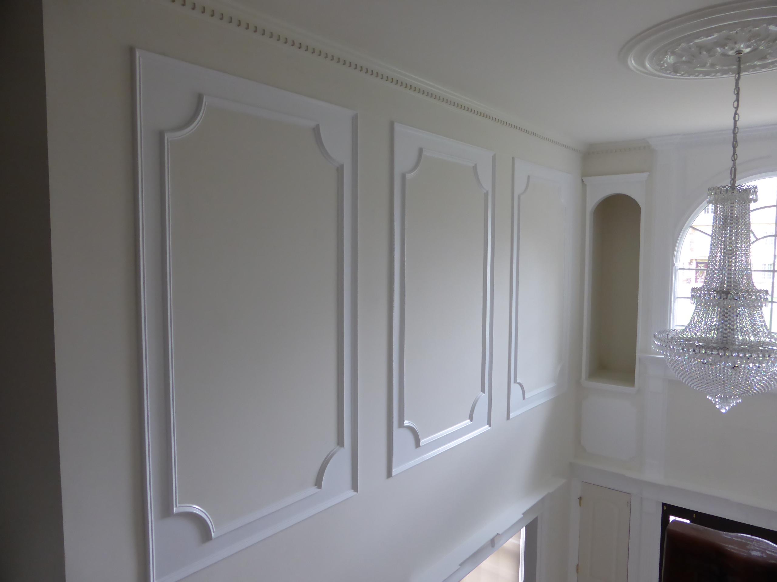 Wall Frames Crown Molding Nj Wall Frames Expert
