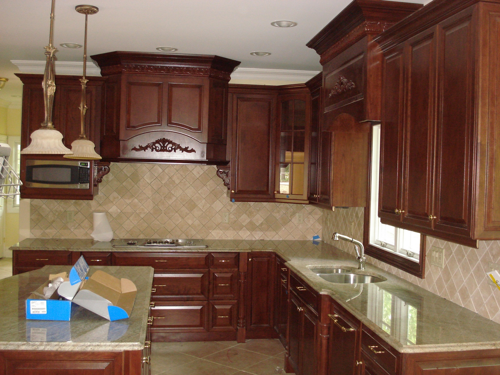 decorative molding kitchen cabinets delta cassidy faucet by crown nj