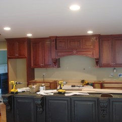Kitchen Cabinet Crown Molding Tile Floors Cabinets By Nj