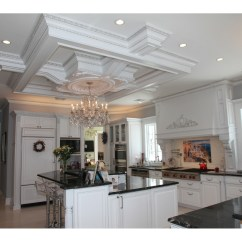 Kitchen Cabinet Crown Molding Floor Marble 15 Luxury On Cabinets Home Ideas