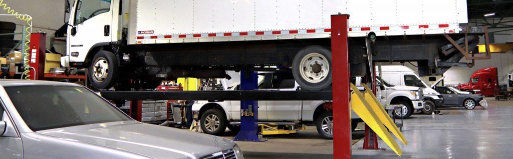 Commercial Truck AC Repair Near Me | Crown Point