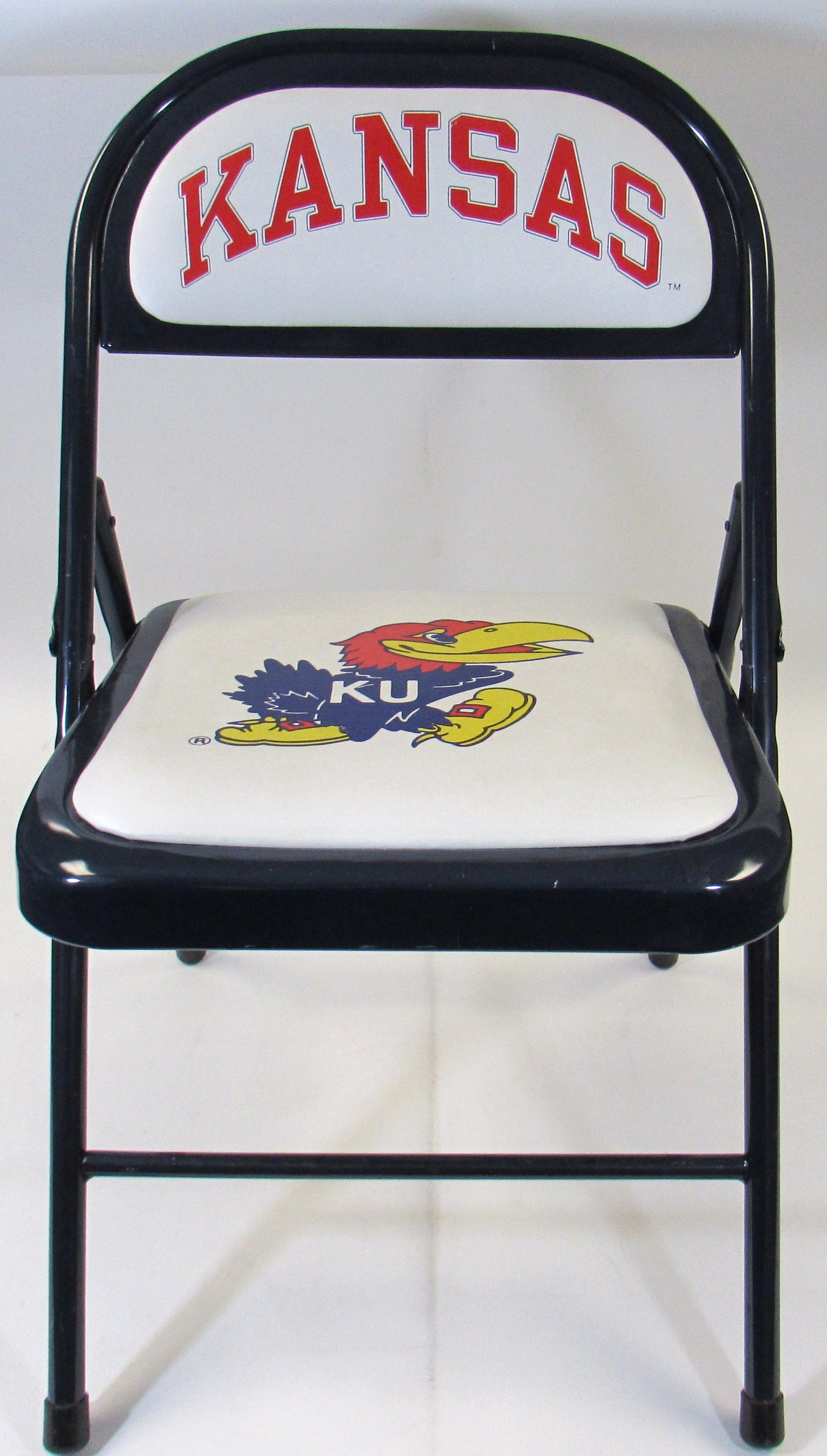 Basketball Chairs Lot Detail Ku Basketball 4 Game Used Chairs