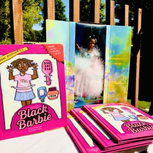 Black Barbie Hardcover