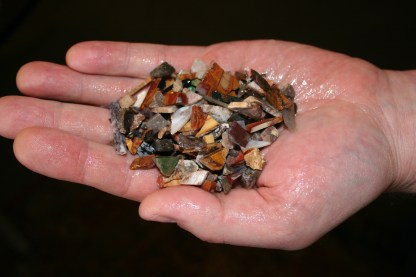 Examples of Gemstone Bags