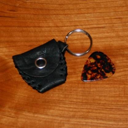 guitar pick holder (black)