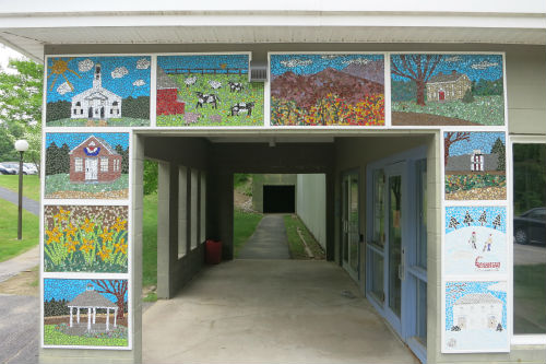 Artist Residencies For Schools And Community Mosaic