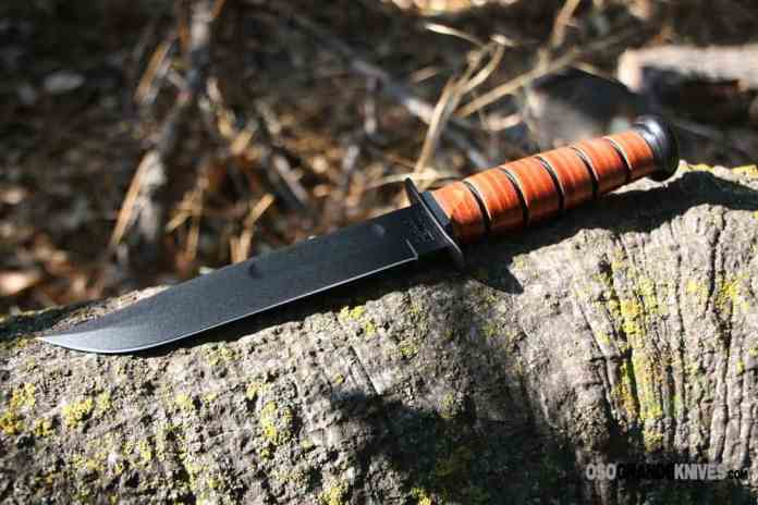 Ka-Bar Becker US Marine Corp Fighting Utility Knife