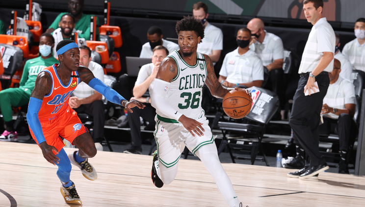 Observations from the Celtics' Scrimmages
