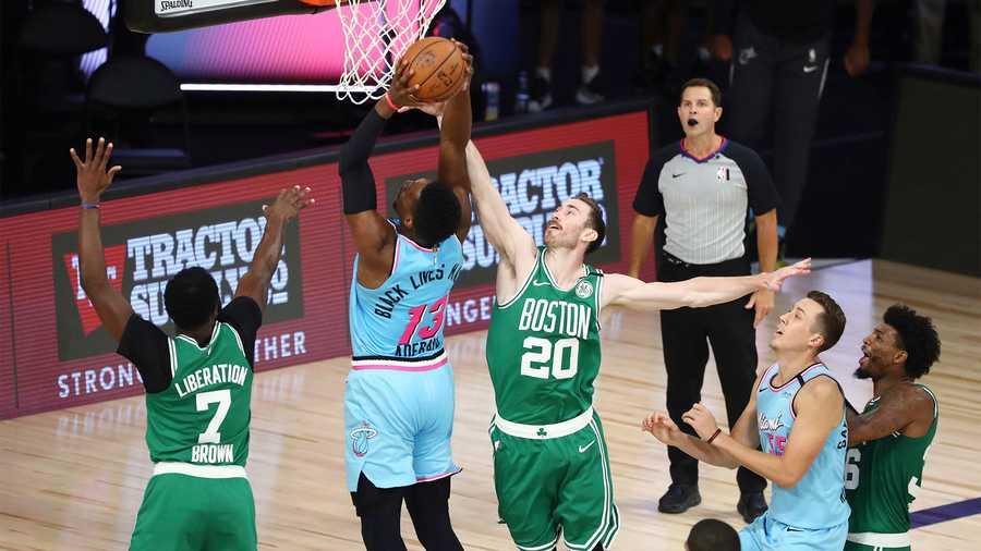 Nope, this isn't 2012, but the Celtics and Heat are on a Collision Course for the Eastern Conference Finals