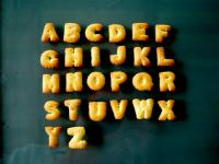 alphabet crackers spelling