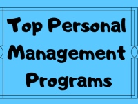 Top Personal Management Programs