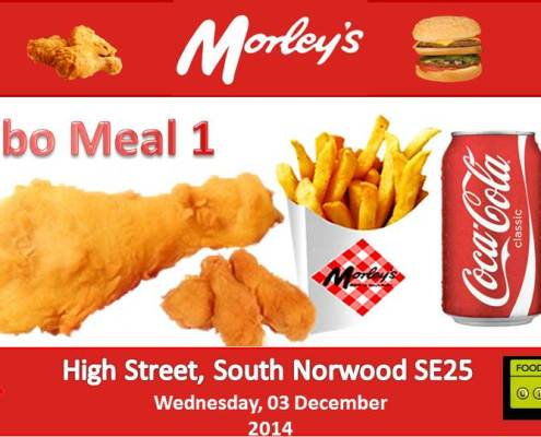 Morleys Chicken - South Norwood Powerpoint