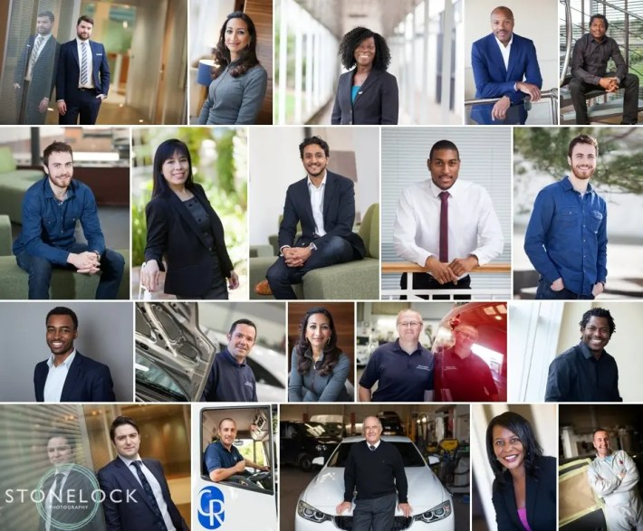 Business and Corporate headshot photography in Croydon London