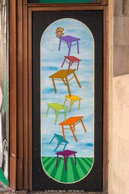 Adam Green Art - Segas House