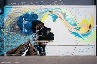 Stedhead88 - Morgandyart - Completed Mural