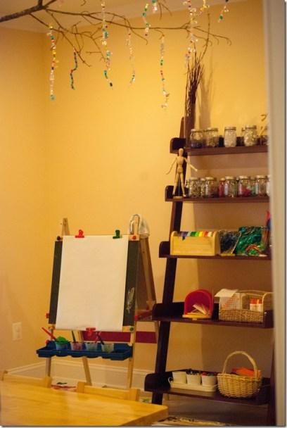 our art studio