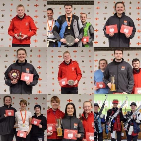 Crewe smash the ESSU English Championships (Bisley)