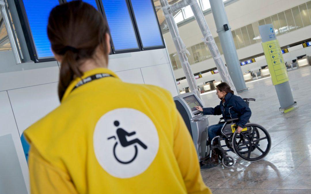 لبنان يفتقر الى بيئة عمل منفتحة أمام الأشخاص ذوي الإعاقة