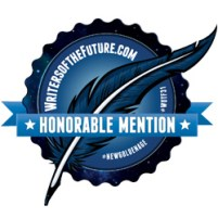 Author Award: Writers of the Future Honorable Mention