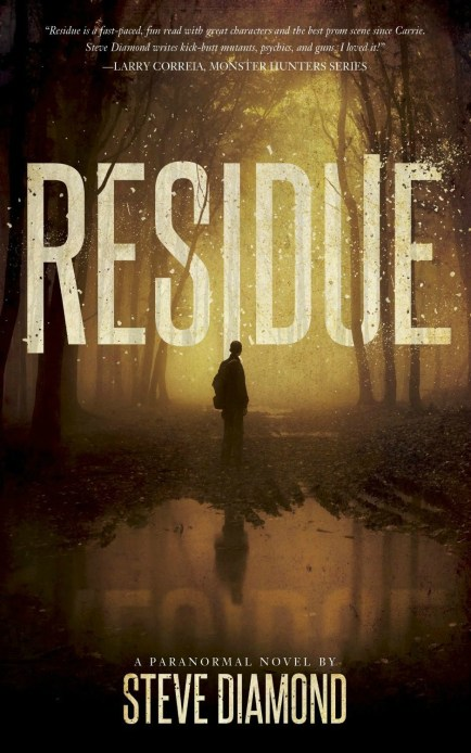 Residue Book Cover