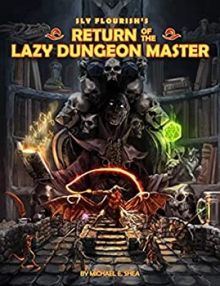 Lazy Dungeon Master Cover