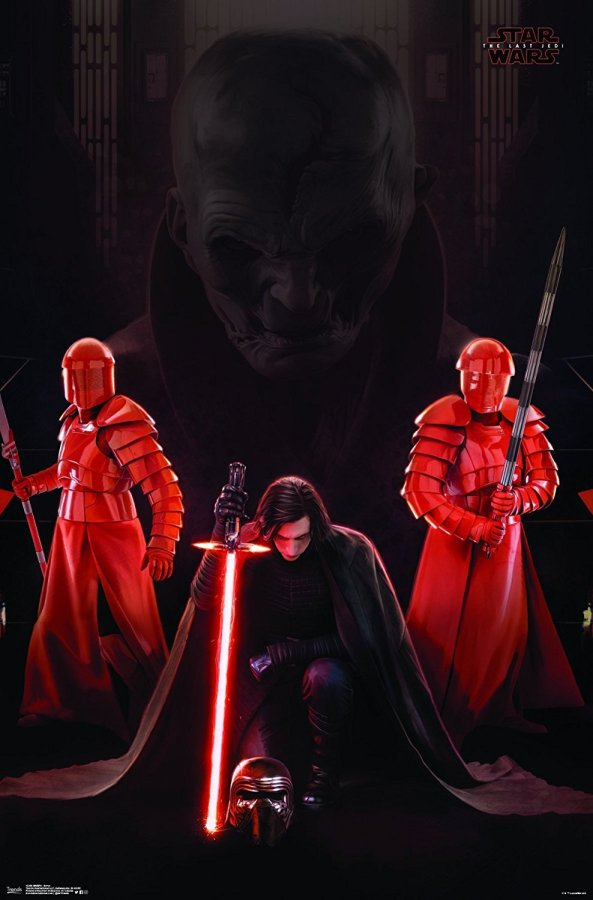 Dark Side of Force Poster