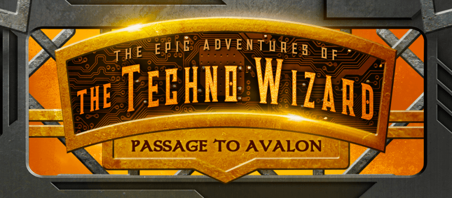 Passage to Avalon Banner