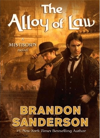 Alloy of Law Book Cover