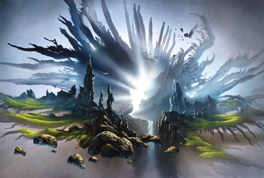Magical Worldbuilding