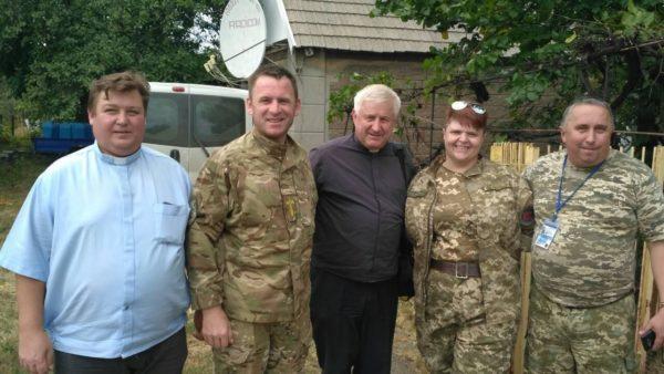 Старт нового етапу в служінні ХСП у Авдіївці даний єпископом Широкорадюком