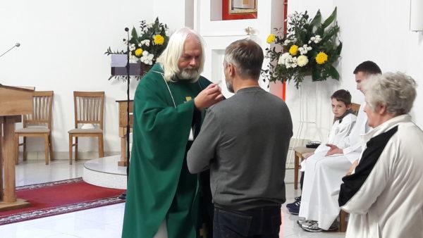 Брат-францисканець Гедемінас  Нумгаудіс: тільки правда визволить нас