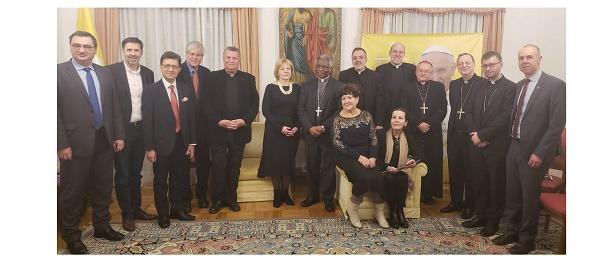 Підведено підсумки Акції «Папа для України»