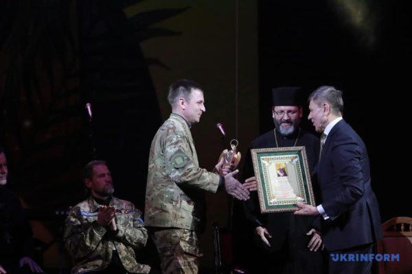 Капелан ХСП о. Павло Гончарук - лауреат міжнародної відзнаки імені о. Омеляна Ковча