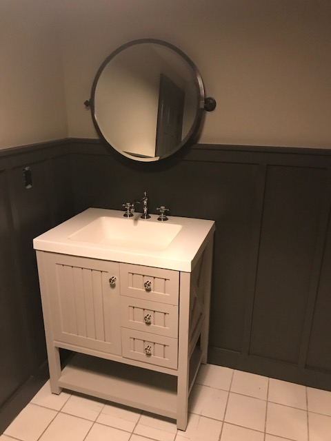 Sherwin Williams Roswell : sherwin, williams, roswell, Powder, Hallway, Painting, Project, Roswell, 30075