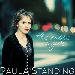 5DD590 – Paula Standing – The More I Give - Cover