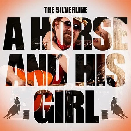 5DD635 – The Silverline – A Horse and His Girl - Cover