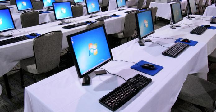 Computer Lab Rental