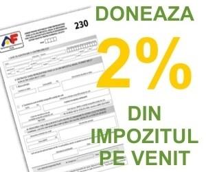 Directionează 2% din impozit spre CRST