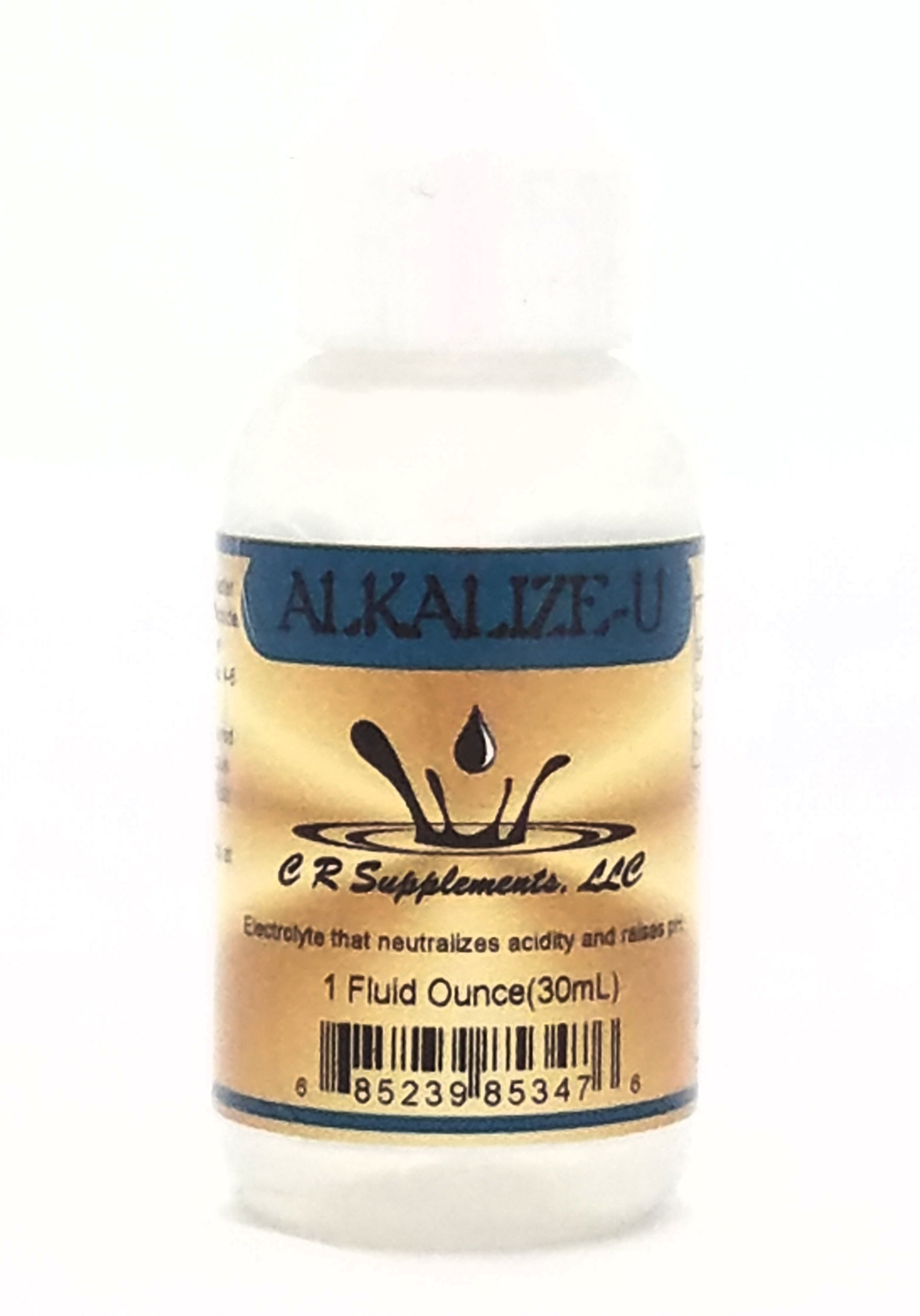 Alkalize-U (Body Alkalizer)
