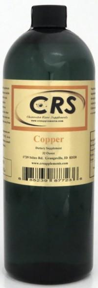 Copper Quart 1X