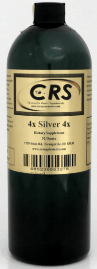 Silver 4x Dietary Supplement