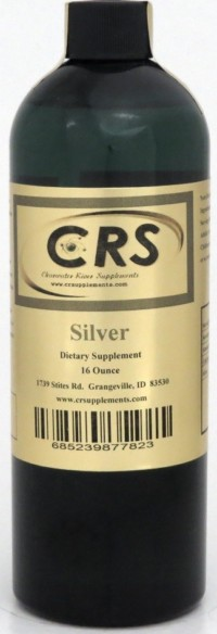 Silver Dietary Supplement