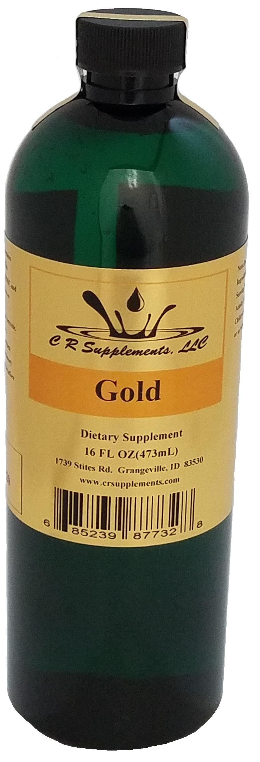 Gold Dietary Supplement By C R Supplements, LLC